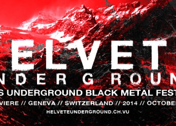 Banks, Chocolate and Black Metal… HELVETE Underground Festival 2014