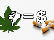 OPPONENTS of WEED <br/>Making Big Bucks From Big Pharma's Profits!