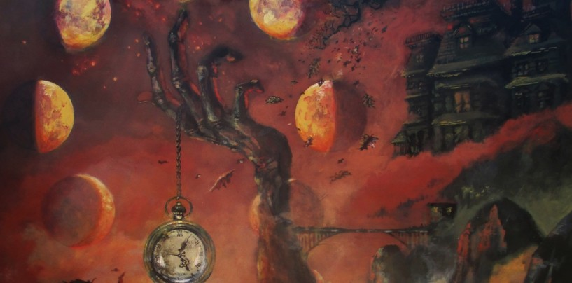 Occultation – Silence In The Ancestral House <br/>Review + Full Stream