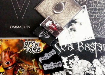 CVLT Nation's Label Spotlight:  <br/>DRY COUGH Records