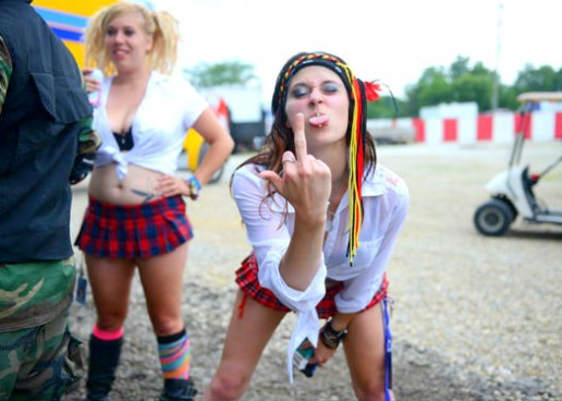 Some Nice Motherfuckers… <br/>American Juggalo Part II <br/>The Outtakes