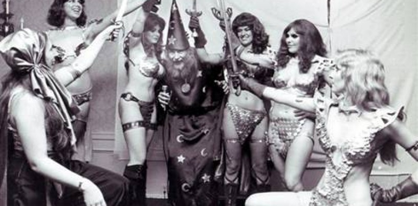 Clothing Optional… Vintage Cosplay Photos