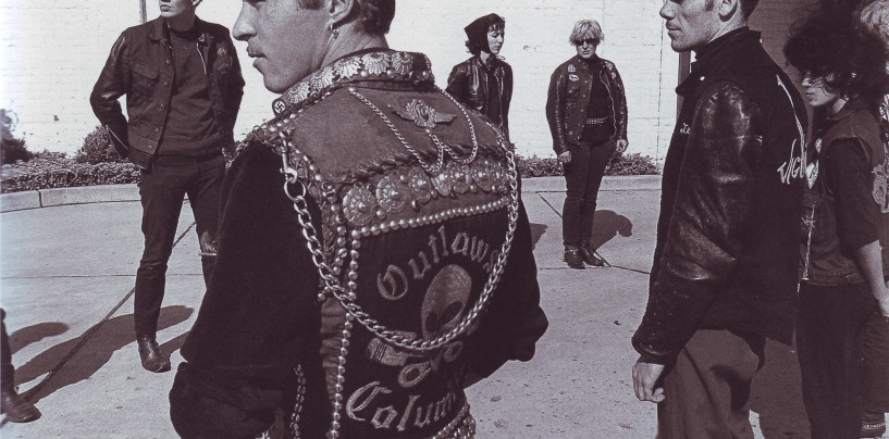 Outlaw Bikers… The Photography Of Danny Lyon