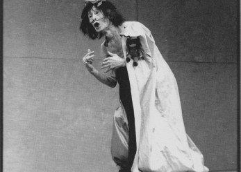 Creepy Photos of Japanese Butoh