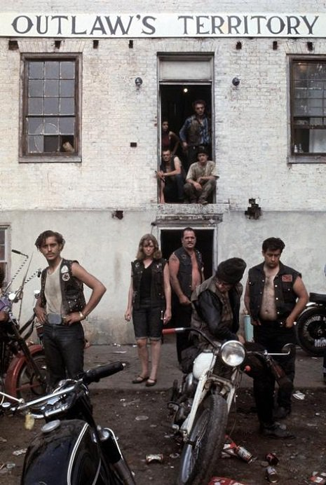 outlaw bikers u2026 the photography of danny lyon