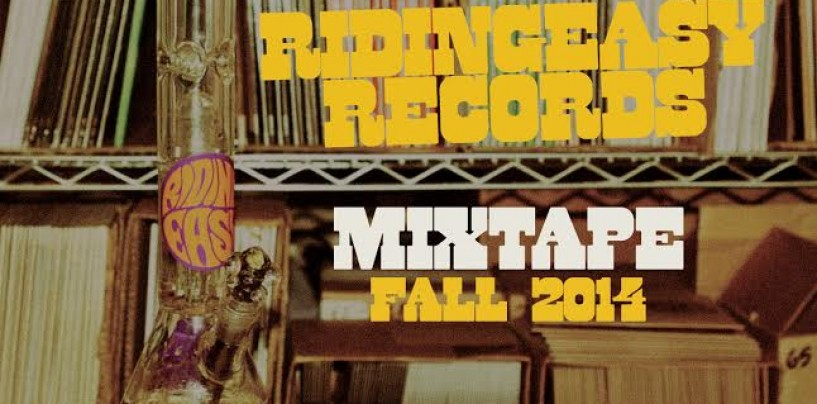 Free Download! <br/>Riding Easy Records & Kr3w Fall 2014 Mixtape