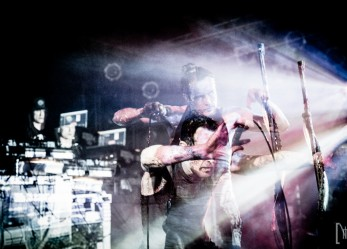 Killing Game… CVLT Nation Captures SKINNY PUPPY in Seattle