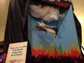 Win! The Satanic Temple Holiday Diorama Will Display in Florida State Capital Building