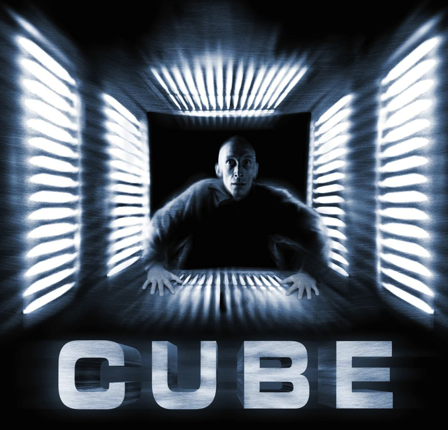 psychological horror  cube now showing