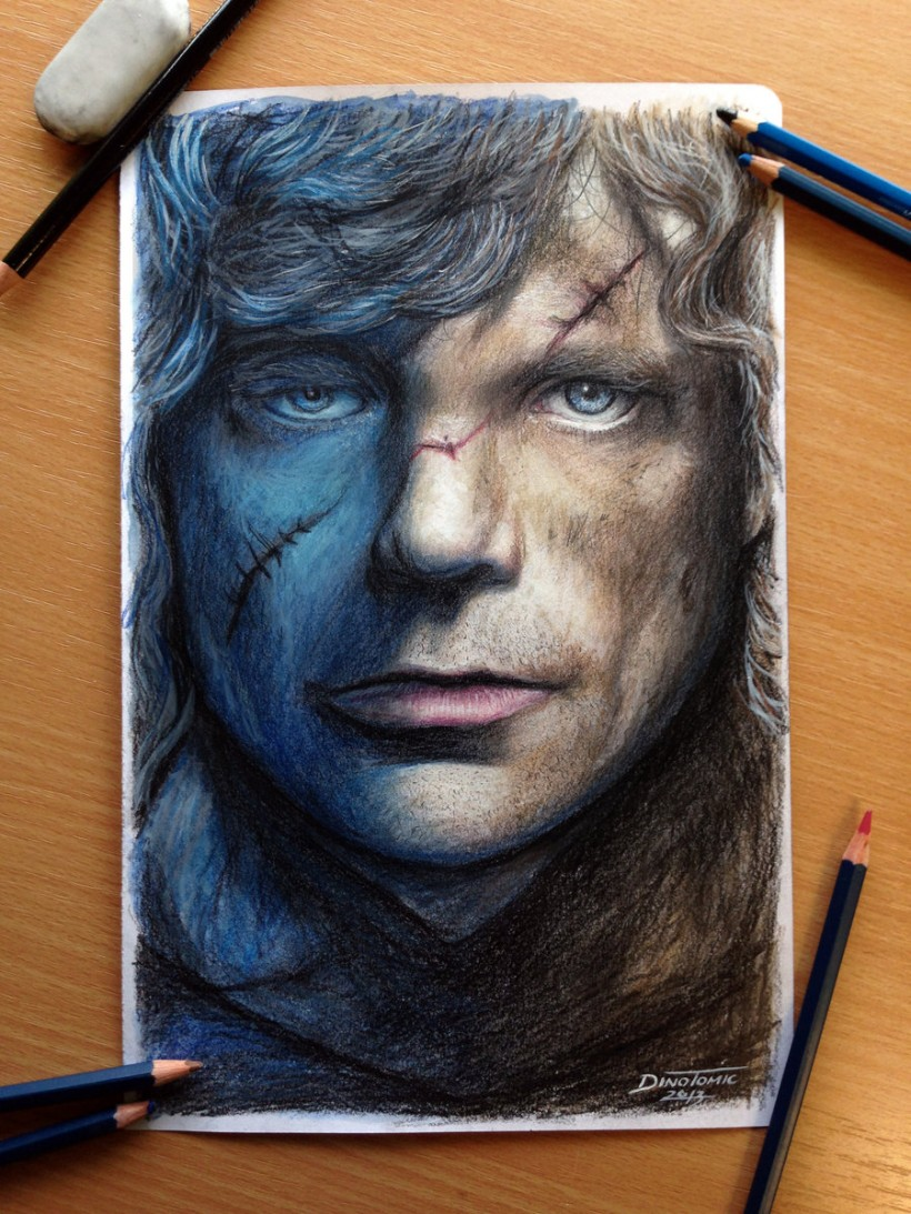 AtomiccircuS tyrion_lanni_color_pencil_drawing___game_of_throne_by_atomiccircus-d5y7j22