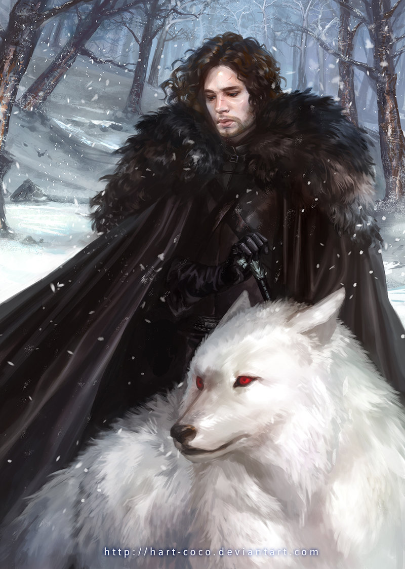 hart game_of_thrones__jon_snow_by_hart_coco-d74hgw5