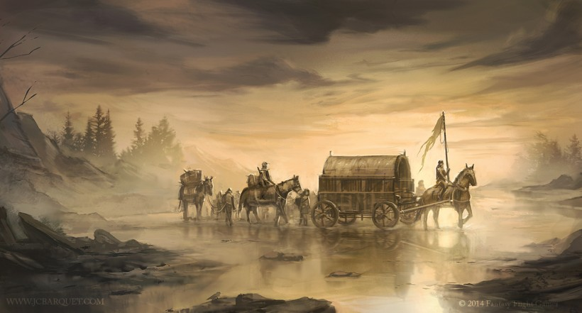jcbarquet crossing_mummer_s_ford___a_game_of_thrones_tcg_by_jcbarquet-d7d0b8f