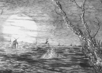 "Omnipotent Crawling Slime: SWAMP WITCH – ""The Slithering Bog"" – Review + Stream"