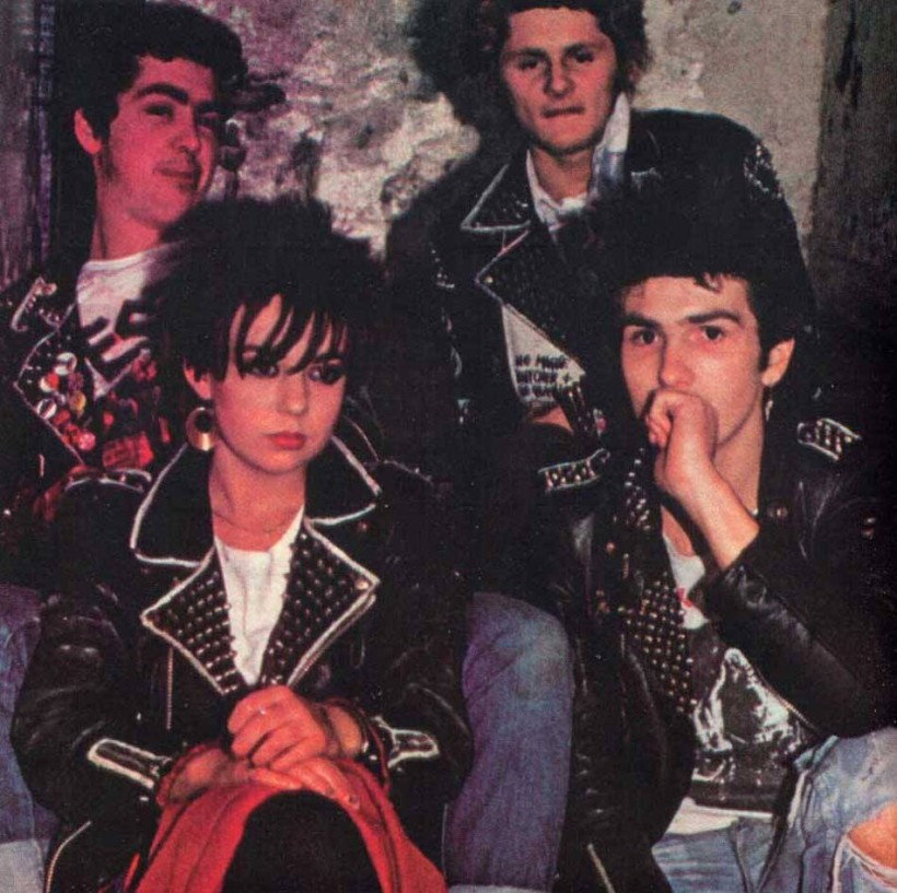 portraits of u2026british punk culture from the  u201980s