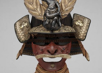 Out of the this World Battle ART! Japanese Samurai Armor