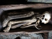 People Jerky… The Fire Mummies of the Philippines