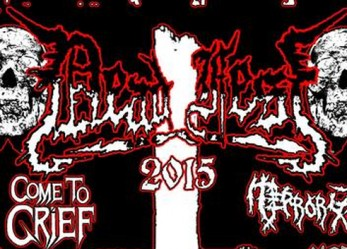 Time to Die Again: DEADFEST 2015 Full Line-up Announcement!