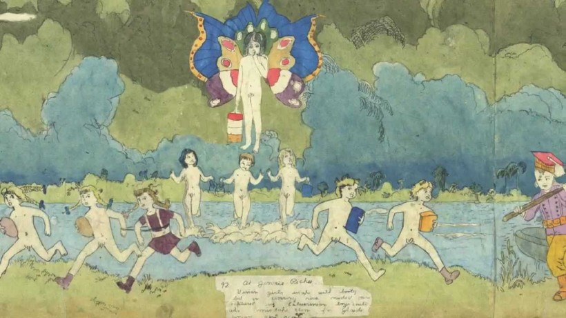 Henry Darger Painting 3
