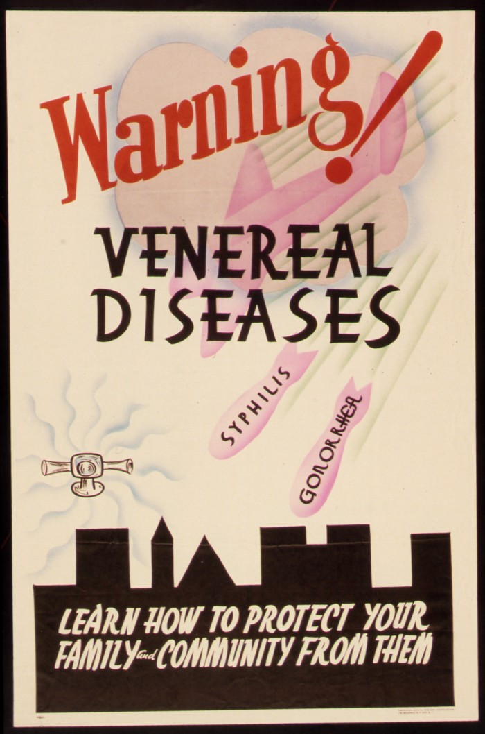 """WARNING_-_VENEREAL_DISEASES""_-_NARA_-_516044"