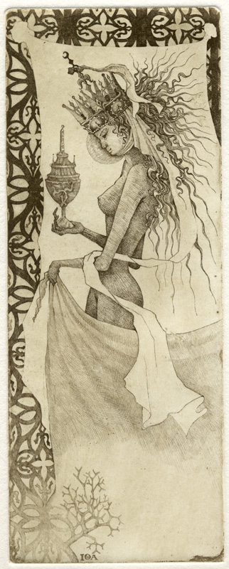the iona tarot by giona fiochi