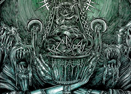 Necrowretch – With Serpents Scourge <br/>Review + Visual