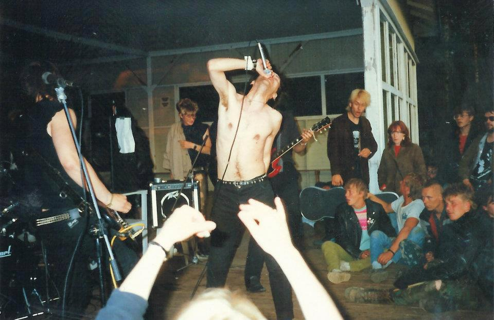 Portraits of�Finnish Punk Culture From The '80s | CVLT Nation