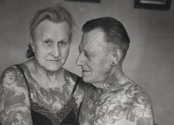 How Will Your Tattoos Look 40 Years Later?