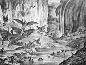 Life on the Moon in 1836