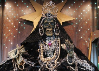 Prayer of the Mother of Tears: Santa Muerte in America