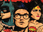 Post Punk Super Heroes! <br/>The Art of Butcher Billy