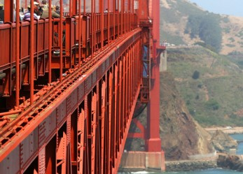 The Bridge: Suicides from Golden Gate