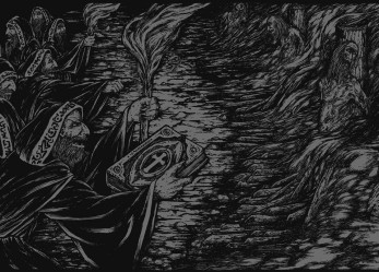 "Exclusive CVLT Nation Streaming: <br/>ABJVRATION ""The Unquenchable Pyre"""