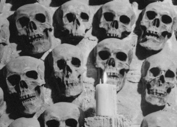Skeletons Under the Floorboards… Images of The Catacombs Nightclub of the 1940s