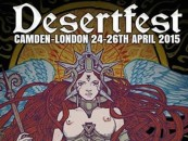 UK/Europe: Win Two Tickets to DESERTFEST London 2015 Saturday Show!!
