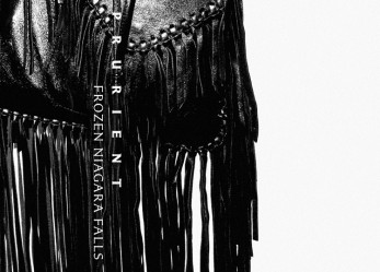 PRURIENT 'FROZEN NIAGARA FALLS' – REVIEW + STREAM