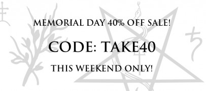 40% Off This Weekend <br/>In the CVLT Nation Store!
