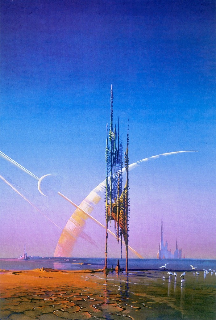 aliens and spaceships u2026 bruce pennington u2019s retrofuturism