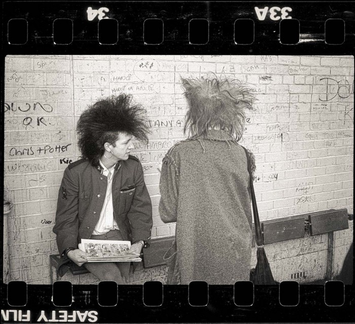 1985 [photo by Brian Parkhurst]