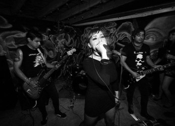 "Dark Punk from Texas: ANNEX ""Despues de VI"" LP streaming, review and interview!"