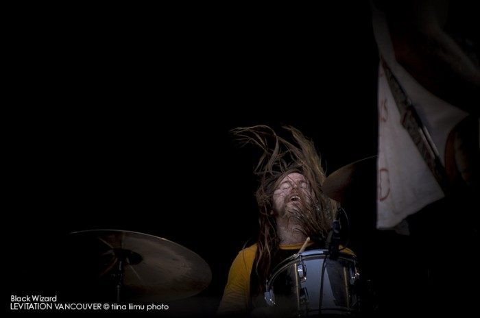 BLACKWIZARD; LEVITATION VANCOUVER; 2015; tiina liimu music photography; MALKIN BOWL