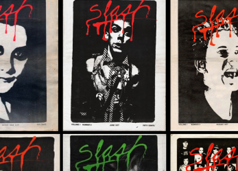 Punk History! SLASH Magazine Archive Online NOW!