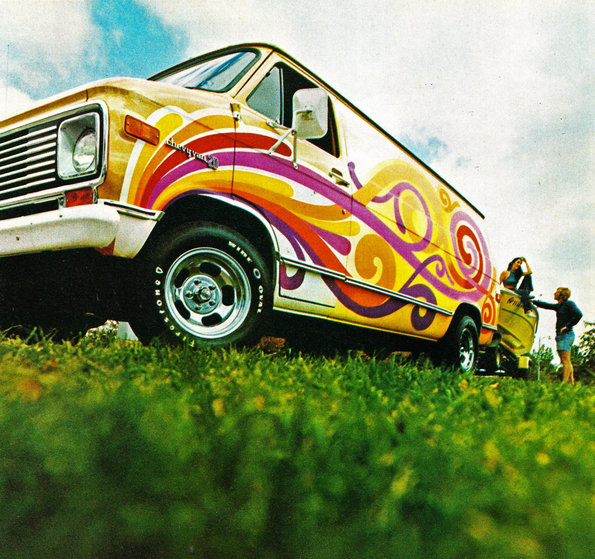 Magic Carpet Rides In 70's Shaggin Wagons