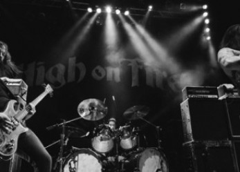 CVLT Nation Captures HIGH ON FIRE <br/>Pallbearer and Lucifer Photo Essay