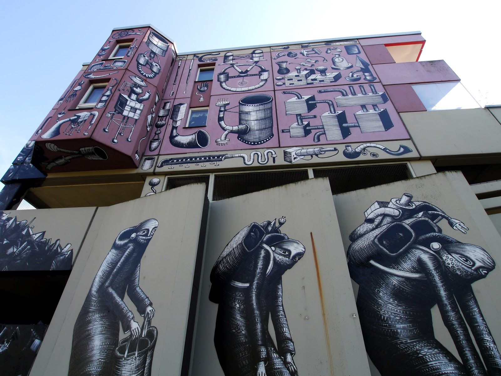 the out of this world street art of phlegm 1 2 5 copy 5