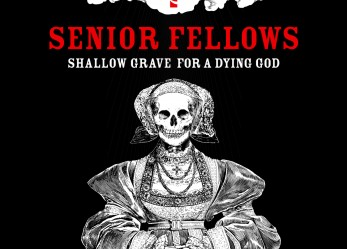 CVLT Nation Streaming:<br/> SENIOR FELLOWS Shallow Grave for a Dying God LP