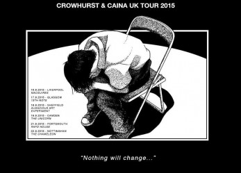 Bleed the UK: Caïna & Crowhurst Tour Announcement
