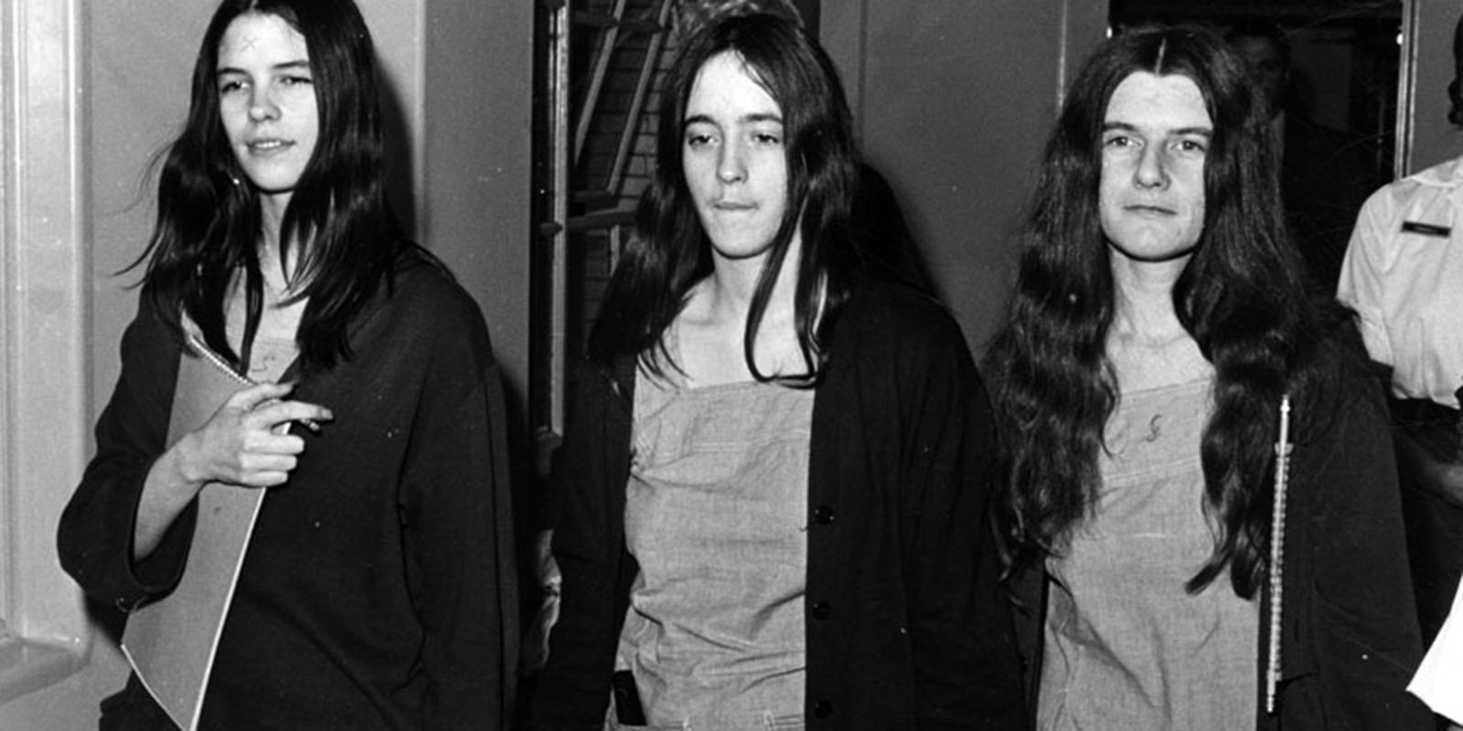 leave something witchy the manson family trial photo essay via these americans tags charles mansonmanson family