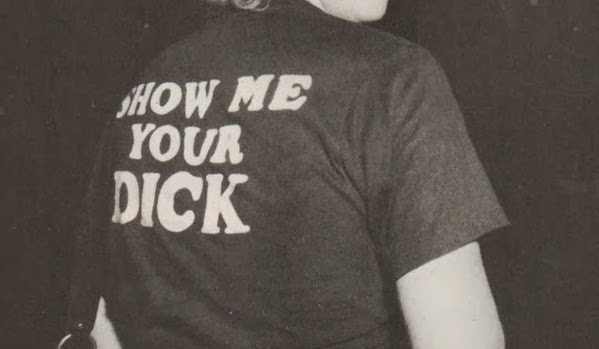 21 Sleazy Profane Slogans T Shirts From The 70s