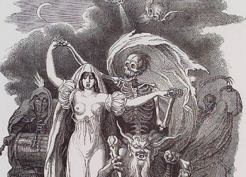 The Danse Macabre… Images of Death from the 18th to 20th Centuries