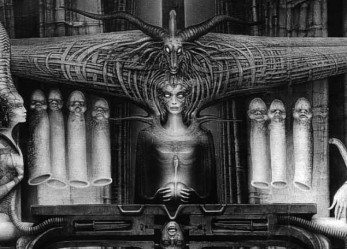 CVLT Nation's Favorite Tumblr Right Now: Daily Giger
